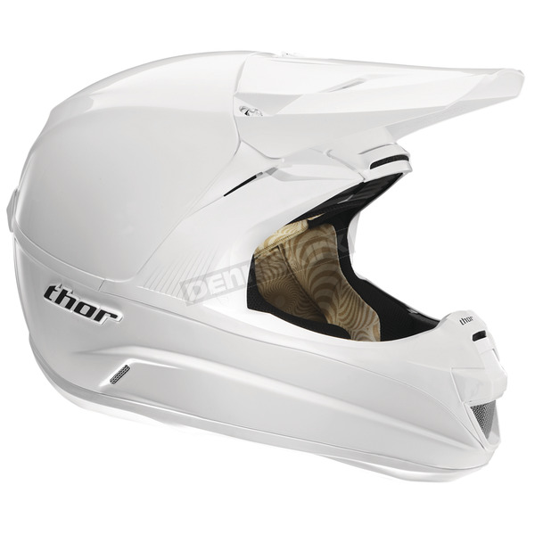 Thor Force White Helmet - 01102408