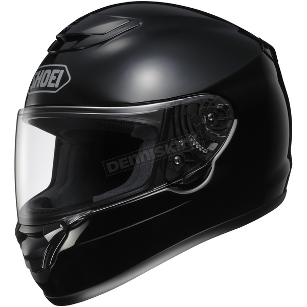 Shoei Helmets Qwest Black Helmet - 0115-0105-05