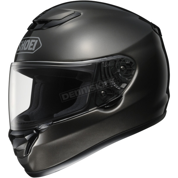 Shoei Helmets Qwest Metallic Anthracite Helmet - 0115-0117-04