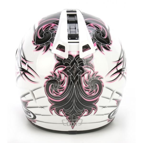 HJC White/Pink/Black IS-16 SN Othos Helmet - 571-986