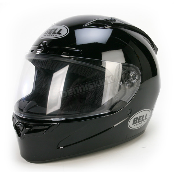 Bell Helmets Gloss Black Vortex Helmet - Convertible To Snow - 2017622