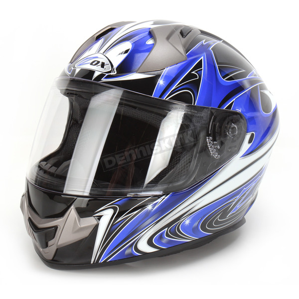 Zox Spear Blue Primo Air Helmet - 88-30184