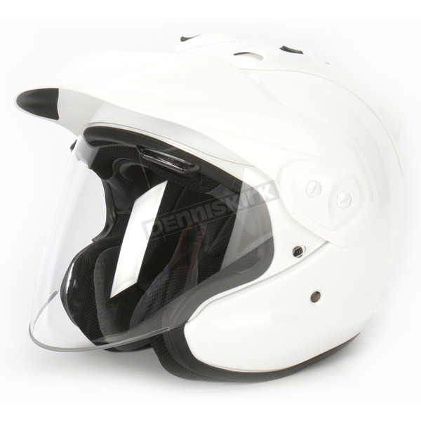 Arai Helmets Diamond White CT-Z Helmet  - 819101
