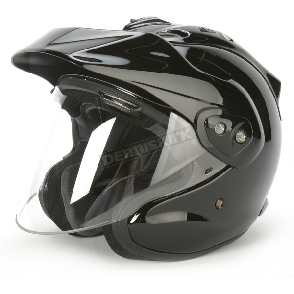 Arai Helmets Diamond Black CT-Z Helmet  - 819115