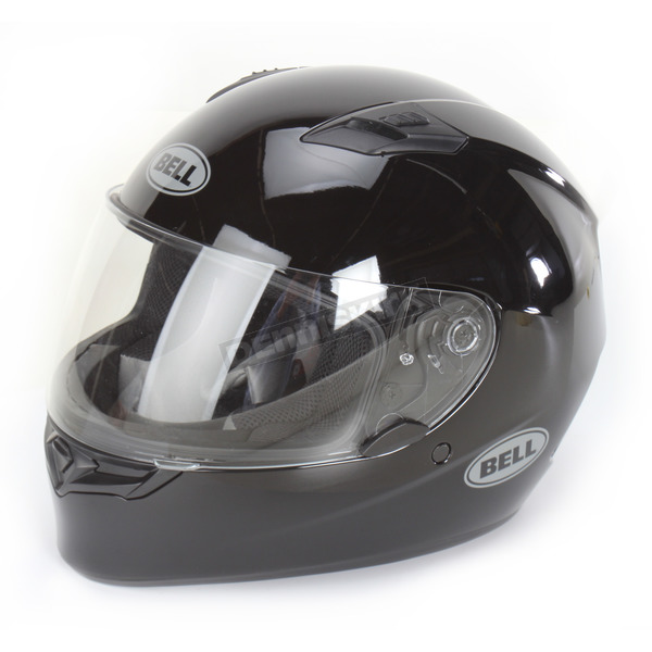 Bell Helmets Gloss Black Qualifier Helmet - 7049230