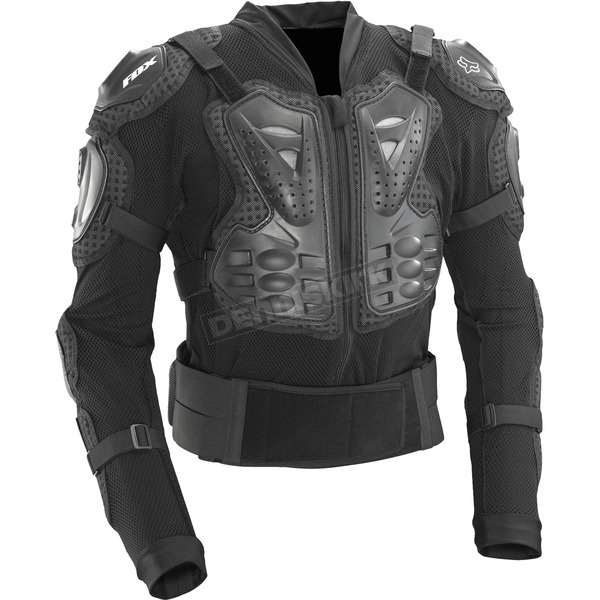 Fox Titan Sport Jacket Body Armor - 10050-001-L