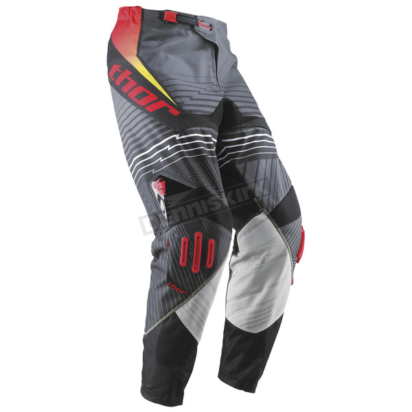 Thor Gray/Black Livewire Core Pants - 2901-2974