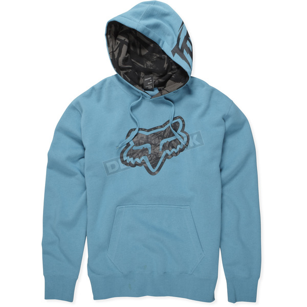 Fox Indigo Electric Head Hoody - 45158-199