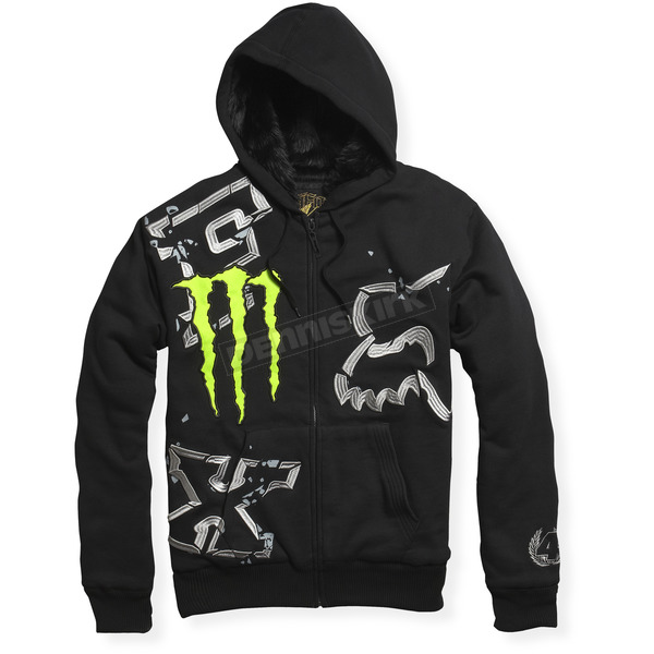 Fox Downfall Sasquatch Monster Replica Zip Hoody - 45231-001-M