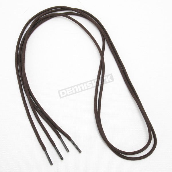 Icon Brown Shoe Laces for Icon Super-Duty 4 Boots - 3430-0360