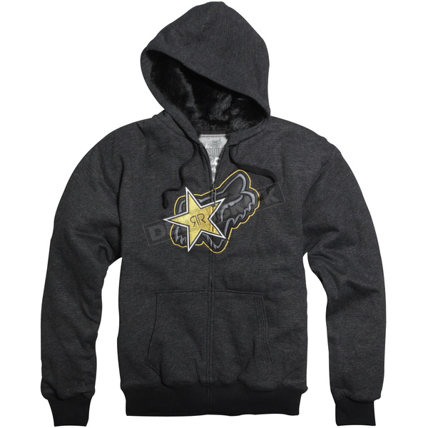 Fox Rockstar Stellar Sasquatch Zip Front Fleece - 45109-001