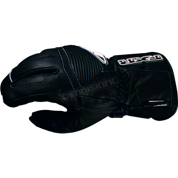 FXR Racing Leathers Short Cuff Gloves - 1706