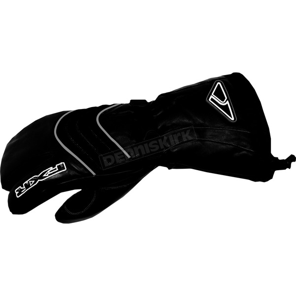 FXR Racing Black Index Mitts - 8210