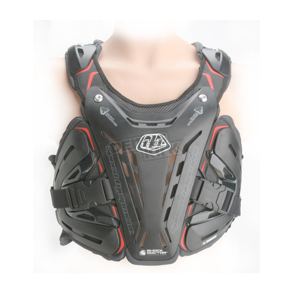 Troy Lee Designs Black CP 5900 Chest Protector - 502003206