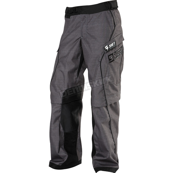 Shift Gray Recon Ride Pants - 04378-006-28