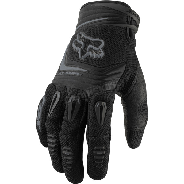 Fox Black Polarpaw Gloves - 03254-001