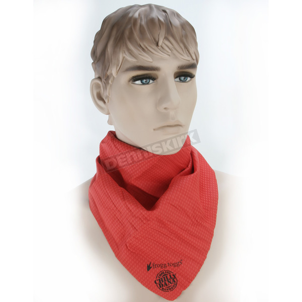 Red Chilly Dana Cooling Bandana - CD102-10