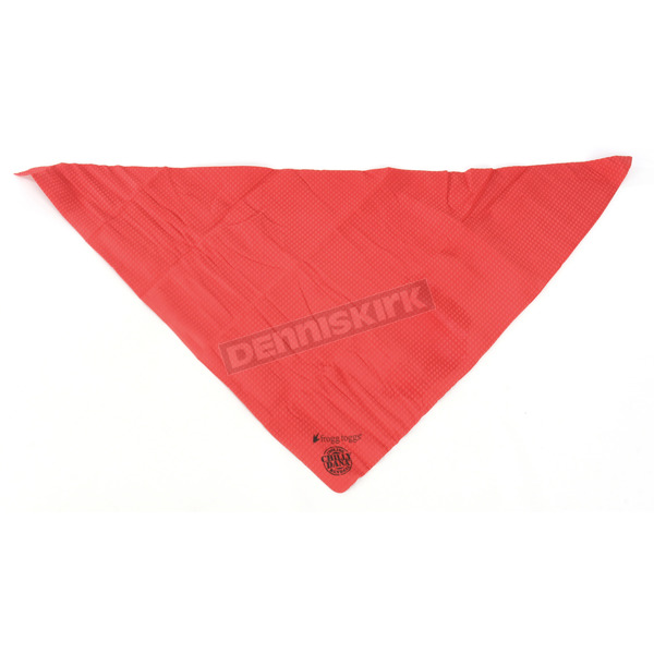Frogg Toggs Red Chilly Dana Cooling Bandana - CD102-10