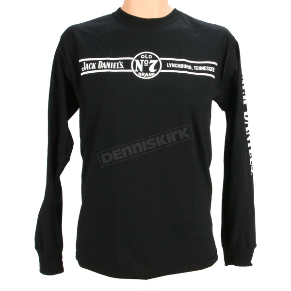Jack Daniels Lynchburg Long Sleeve T-Shirt - 33261425JD-89-L