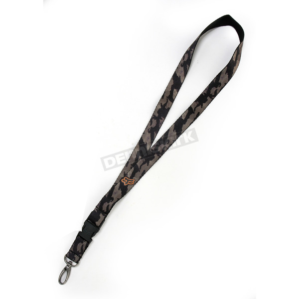 Fox Excavation Lanyard - 04979-027-OS