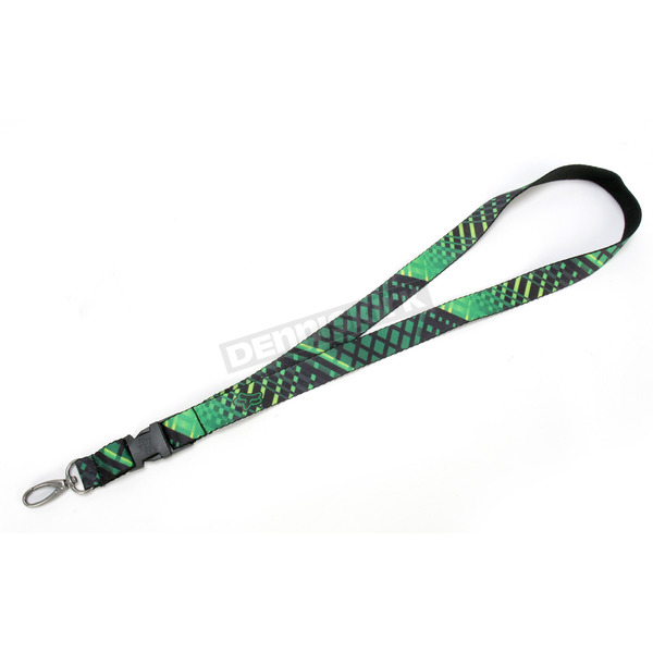 Fox Warped Lanyard - 04981-004-OS