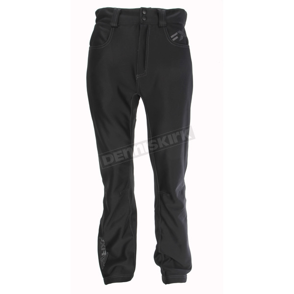 FXR Racing Black Elevation Relaxed Pants - 14812.10010
