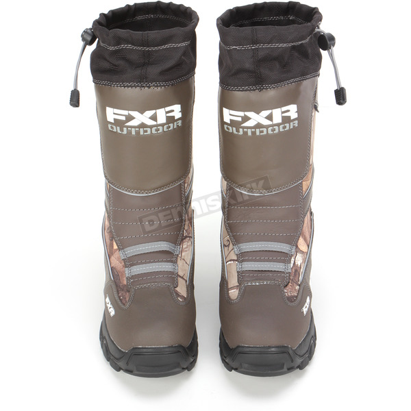 FXR Racing Realtree Xtra Camo Unisex Excursion Boots - 13505.33306
