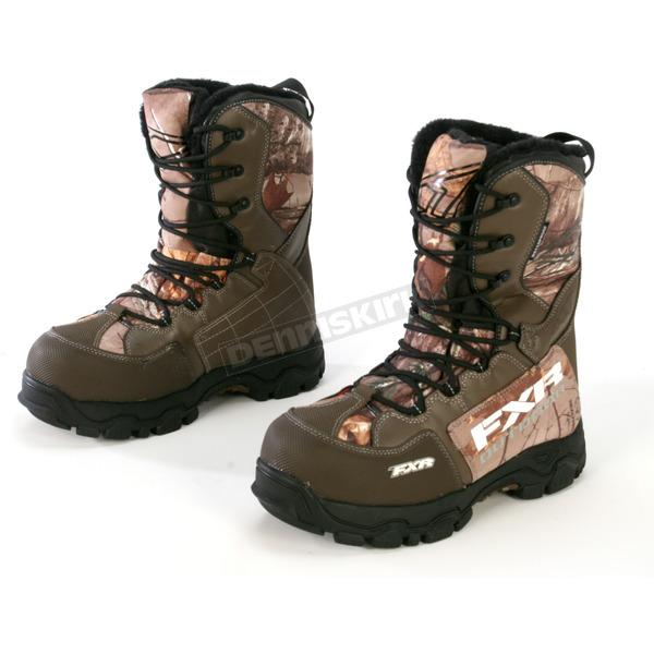 FXR Racing Realtree Xtra Camo Unisex X Cross Boots - 13515.33305