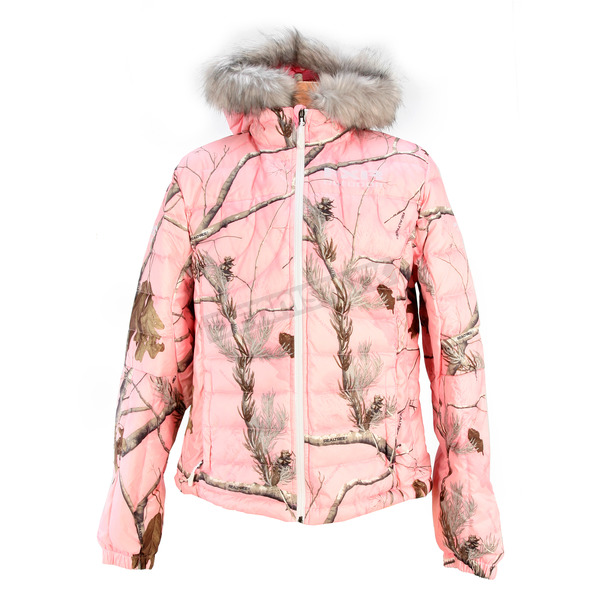 FXR Racing Womens AP Pink Puff Jacket - 14228.00312