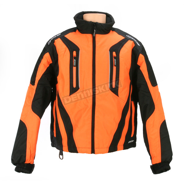 HJC Black/Orange Storm Jacket - 1404-074
