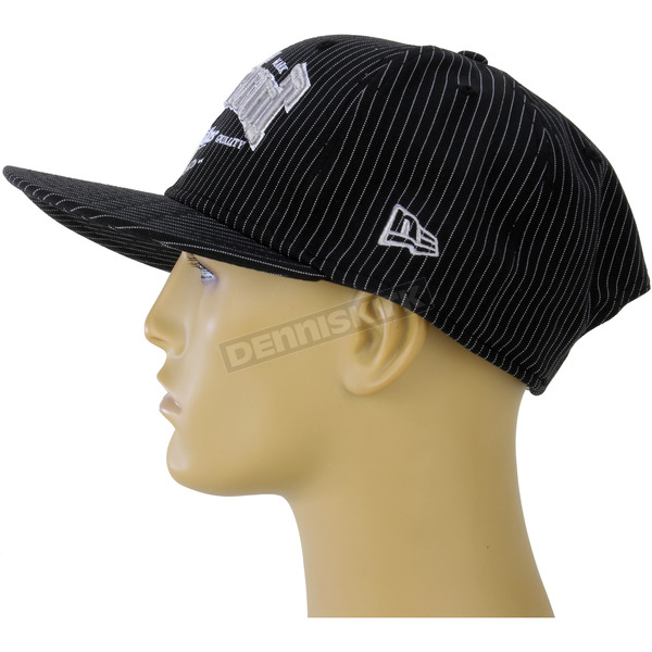 Pro Circuit Black/White Outfitter New Era Hat - PC13417-0200