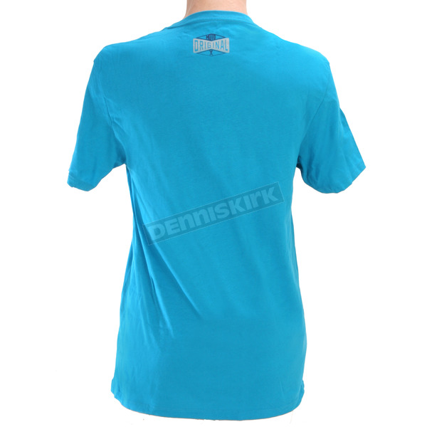 Fox Turquoise Forcible Premium T-Shirt - 09891-295-S