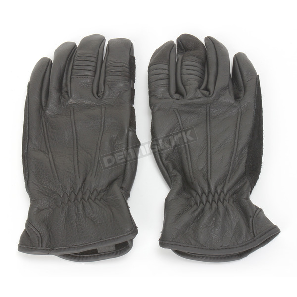Biltwell Black Work Gloves - GW-SML-01-BK