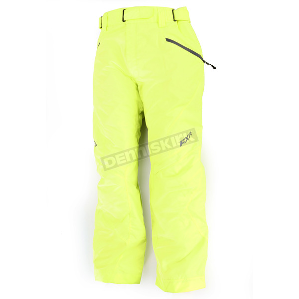 FXR Racing Womens Hi Vis Fresh Pants - 15260.60012