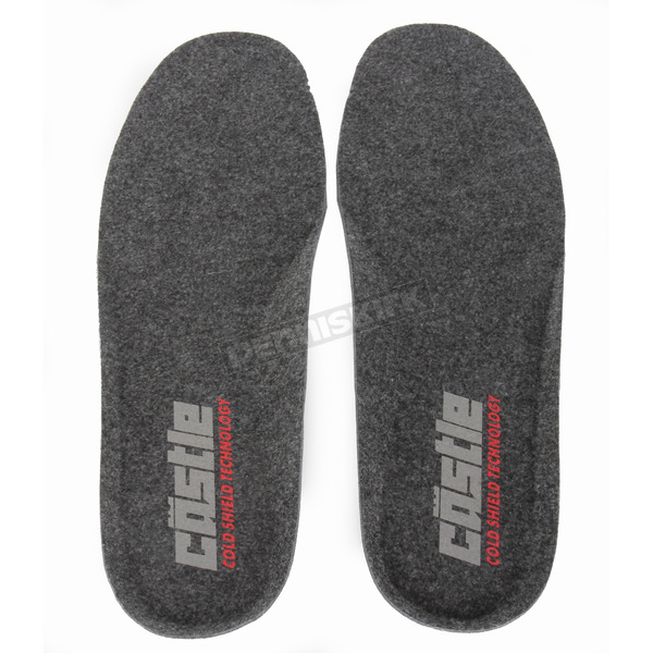 Castle X Black Force/Barrier Boot Insoles - 84-9109