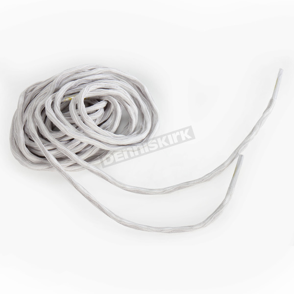 Klim Gray Aurora Boot Laces - 4085-900-008-600