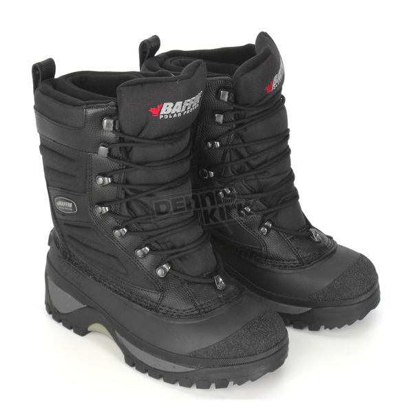 Baffin Black Crossfire Boots - 4300-0160-001-11
