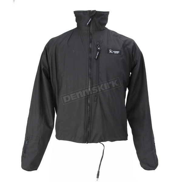 Atomic Skin Black Heated Jacket Liner w/Heat Controller - PHG-915-S