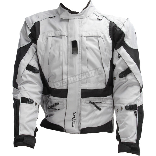 Cortech Gray/Black Sequoia XC Jacket - 8920-0007-09