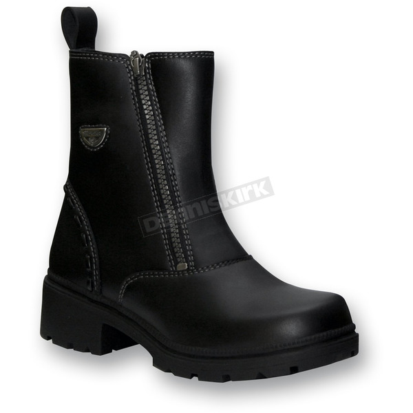 Milwaukee Motorcycle Clothing Co. Womens Destiny Boots - MVB20618