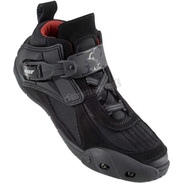 Joe Rocket Velocity Black Shoes - 1057-0007