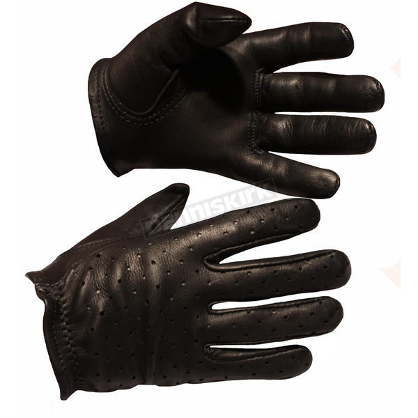 Churchill Maverick Classic Short Wrist Gloves - CSA-BLK-XL