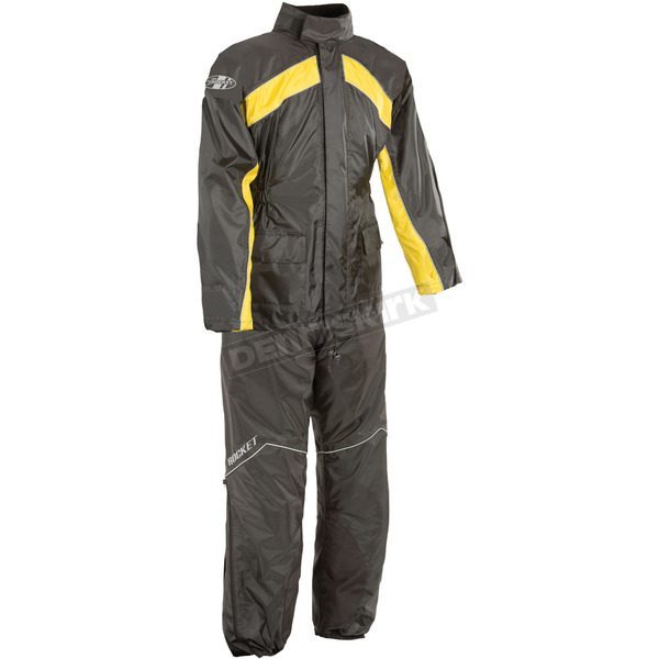 Joe Rocket RS-2 Two Piece Rainsuit - 1010-1405