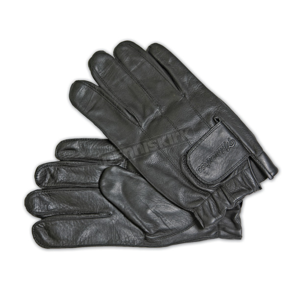 Milwaukee Motorcycle Clothing Co. Leather Gloves - M7055S