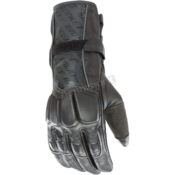 Joe Rocket Black Highside 2.0 Gloves - 1056-8004
