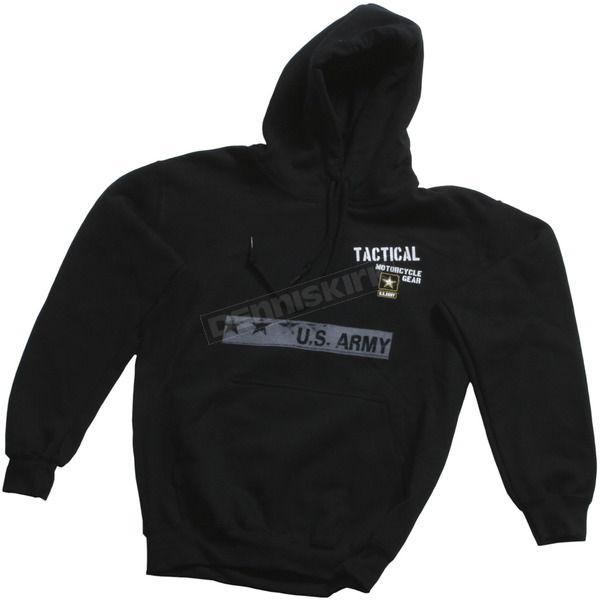 Power-Trip Army Tactical Hoody - 0708-0004