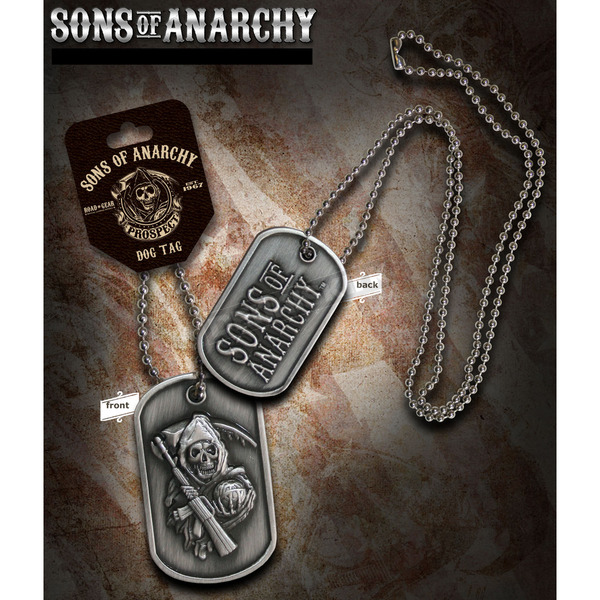 Sons of Anarchy SOA Dog Tag - 28-950-94