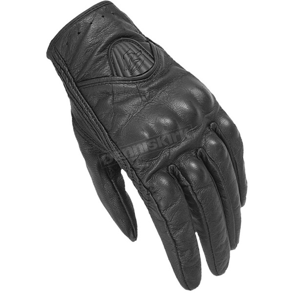 Fieldsheer Womens Black Vanity Gloves - 6219-0505-06
