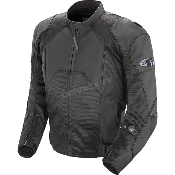 Joe Rocket Radar Dark Leather Jacket - 1052-1854
