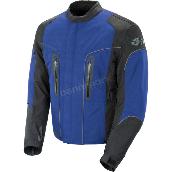 Joe Rocket Black/Blue Alter Ego 3.0 Jacket - 1051-6202